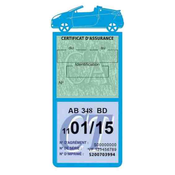 WIND RENAULT vignette assurance voiture méga bleu clair