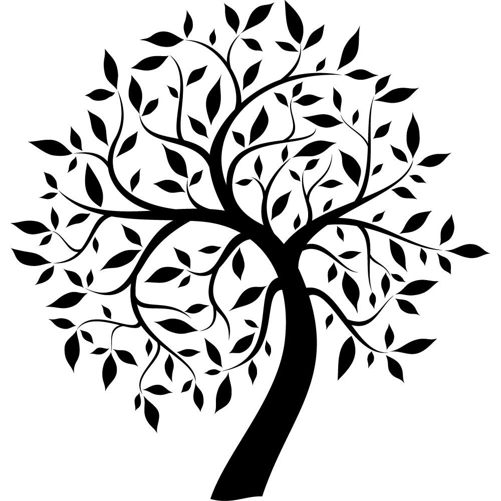 Stickers arbre Pas Cher