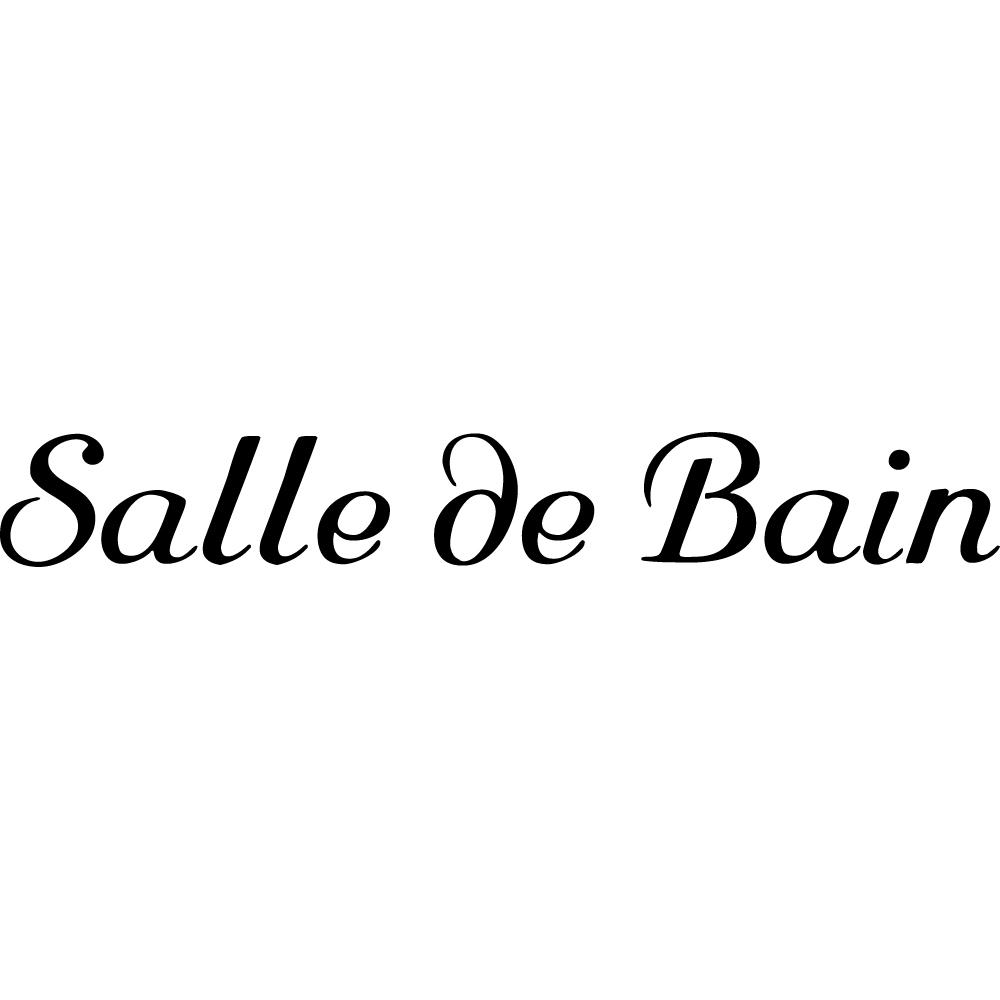 Stickers Salle de Bain Pas Cher