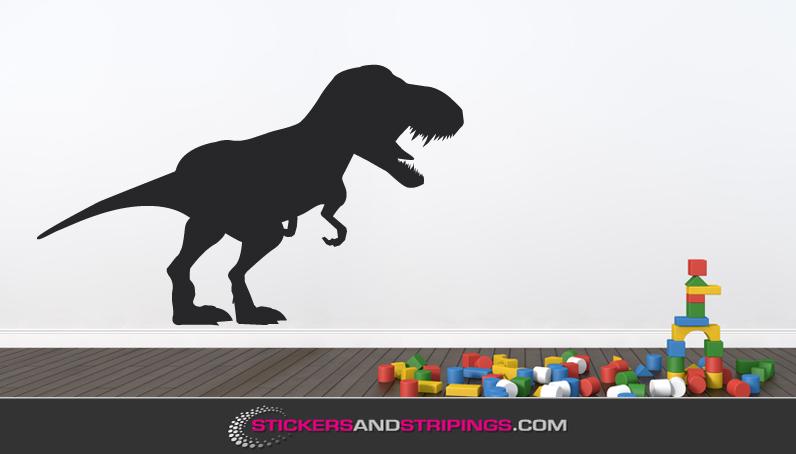 Muursticker Dino M071  StickersAndStripingscom