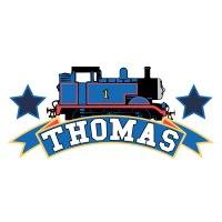 Thomas the tank engine emblem wall sticker | Thomas ...