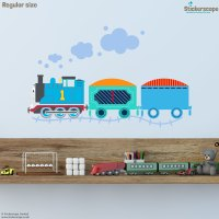 Thomas the Tank engine wall sticker pack | Stickerscape | UK