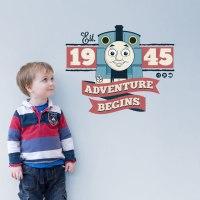 Retro Thomas the tank engine wall sticker | Stickerscape | UK