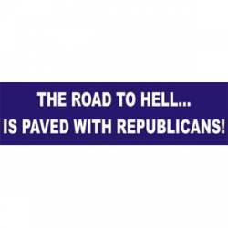 liberal stickers decals bumper