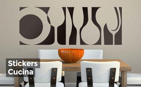 Stencil Cucina Da Stampare - Idee di decorazione per interni ...