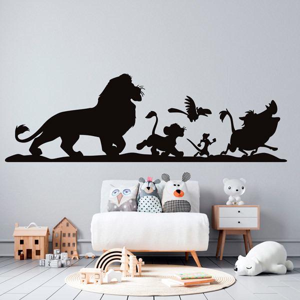E passiamo adesso agli adesivi con i disegni per decorare la cameretta dei bambini! Adesivi Murali Bambini Disney Stickersmurali Com