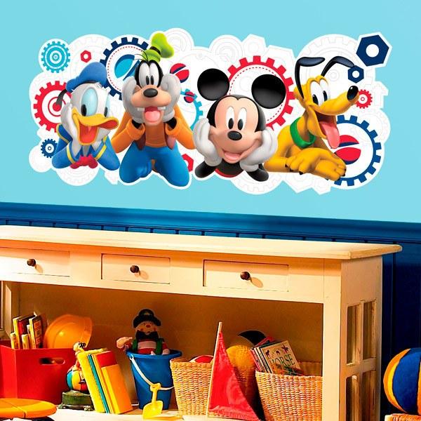adesivi murali per le camerette dei bambini. Adesivi Murali Bambini Disney Stickersmurali Com