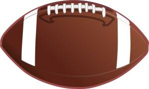 Football Bumper Sticker