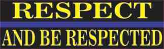 blue lives matter bumper