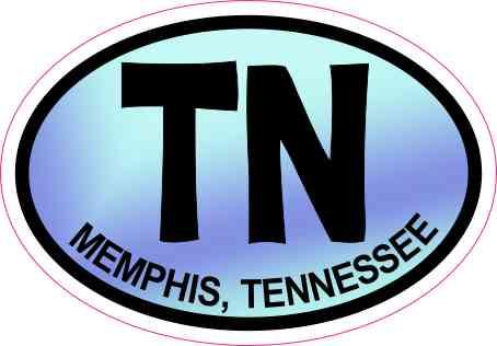 memphis tennessee sticker