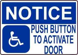activate door