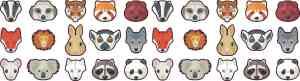 Animal Camera Dots®