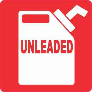 Unleaded Magnet