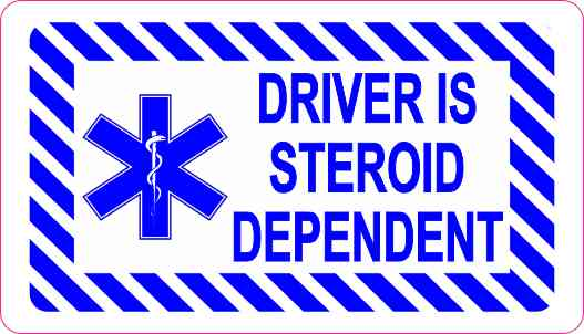 Driver Is Steroid Dependent Magnet