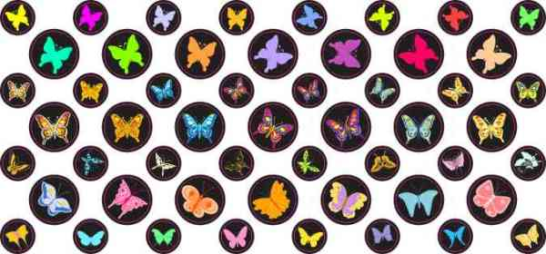 Butterfly Camera Dots®