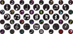 Musical Camera Dots®