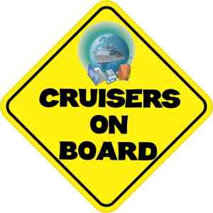 Cruisers On Board Sticker