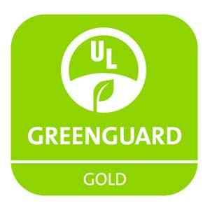 green guard certified logo for ink