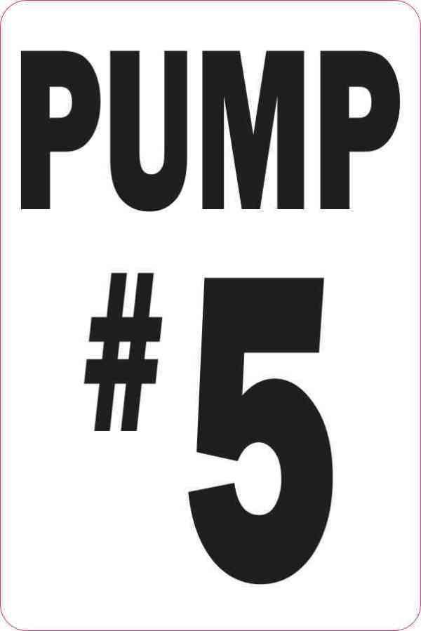 Pump #5 Magnet
