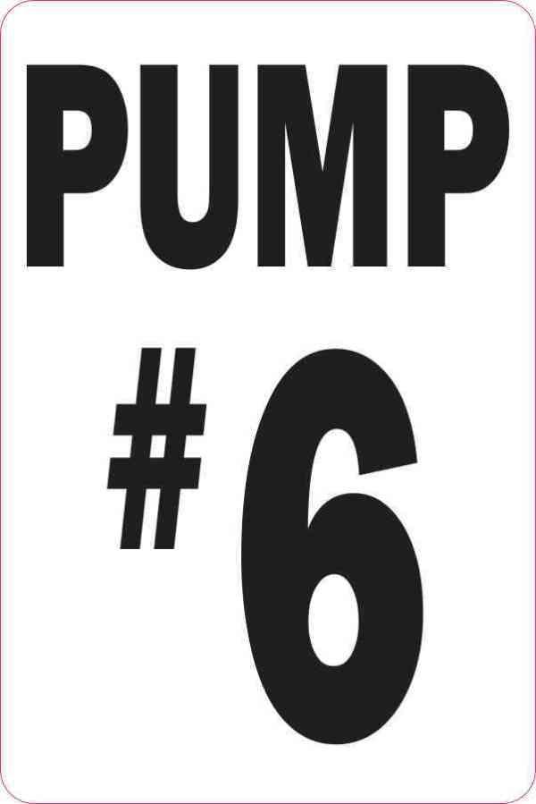 Pump #6 Magnet