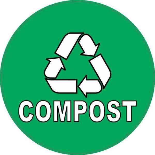 Compost Sticker