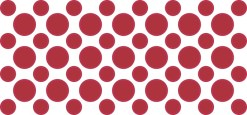 StickerTalk® Red Light Dots™