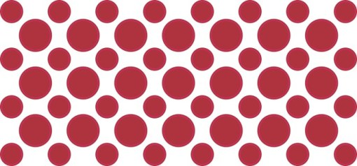 StickerTalk® Red Light Dots™