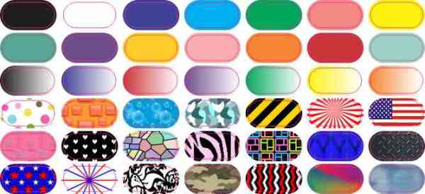 StickerTalk®Galaxy S10+ Variety Camera Dots®