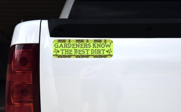 Gardeners Know the Best Dirt Magnet