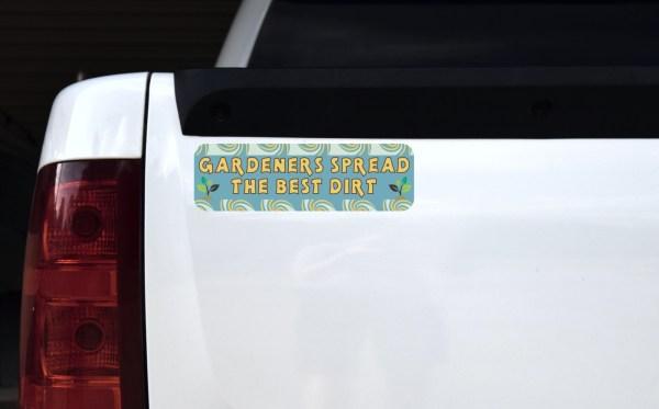 Gardeners Spread the Best Dirt Magnet