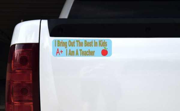 I Am a Teacher Magnet