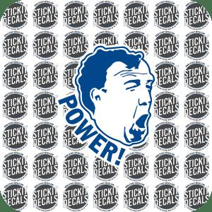 Clarkson Power Face