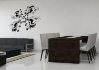 StickONmania.com | Vinyl Wall Decals | Abstract Floral ...