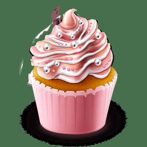 Cupcake Illustration Transparent Png Stickpng