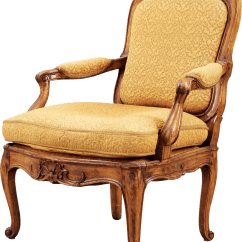 Vintage Arm Chair Portable Back Support Chairs For Sitting On Floor Armchair Brown Transparent Png Stickpng