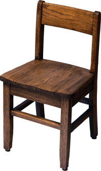 Old Wooden Chair transparent PNG - StickPNG