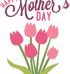 happy mothers day flowers [ 1502 x 1882 Pixel ]