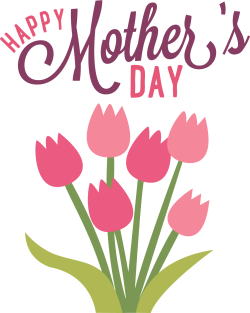 small resolution of happy mothers day flowers