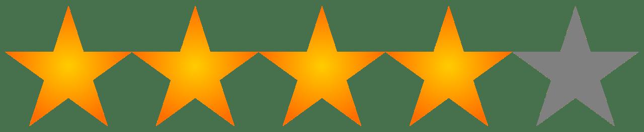 Resultado de imagen de votacion 4 estrellas