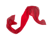Flying Red Scarf transparent PNG - StickPNG