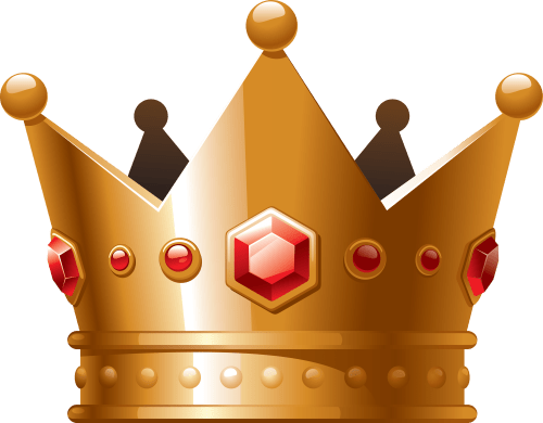 small resolution of cartoon crown clipart
