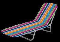 Vintage Beach Lounge Chair transparent PNG - StickPNG
