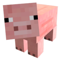 Three Characters Minecraft transparent PNG - StickPNG