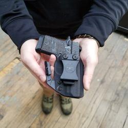DeSantis SLIM-TUK AMBI holster for P365 - California