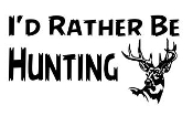 Hunting Decals Stickers