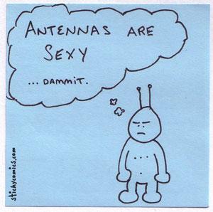 antennas are sexy