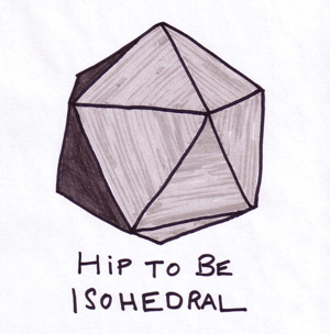 isohedral