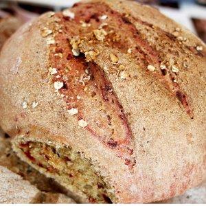 Beetroot loaf