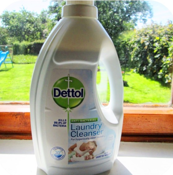 Dettol Anti-Bacterial Laundry Cleanser