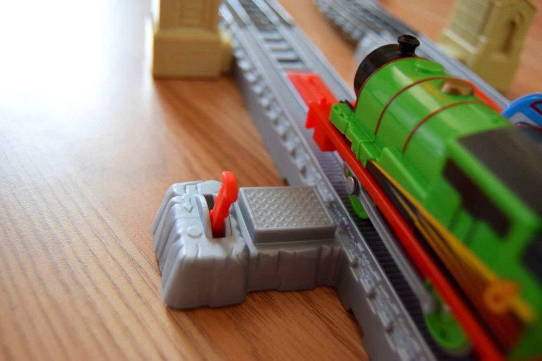 train brake